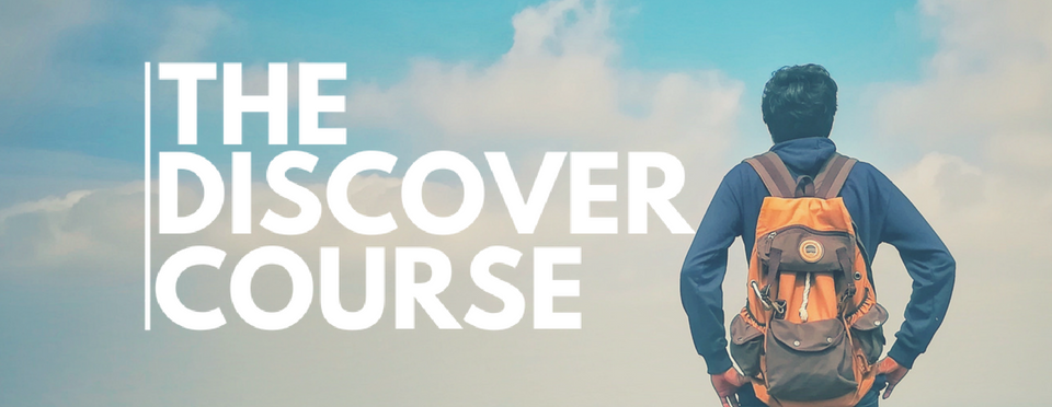 THE DISCOVER COURSE - Website
